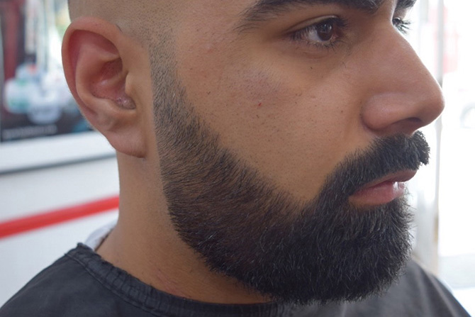 Beards : Mens Barbers North Bristol