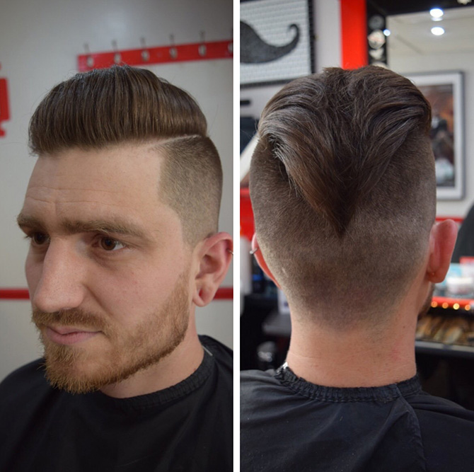 The Filton Barbers Bristol Hairstyles Gallery