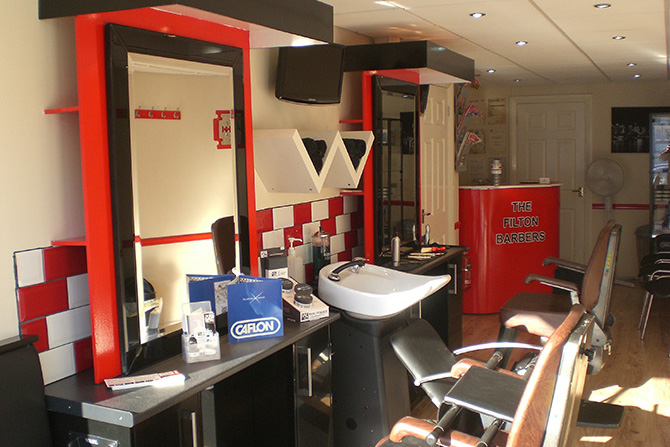 Mens Barbers North Bristol